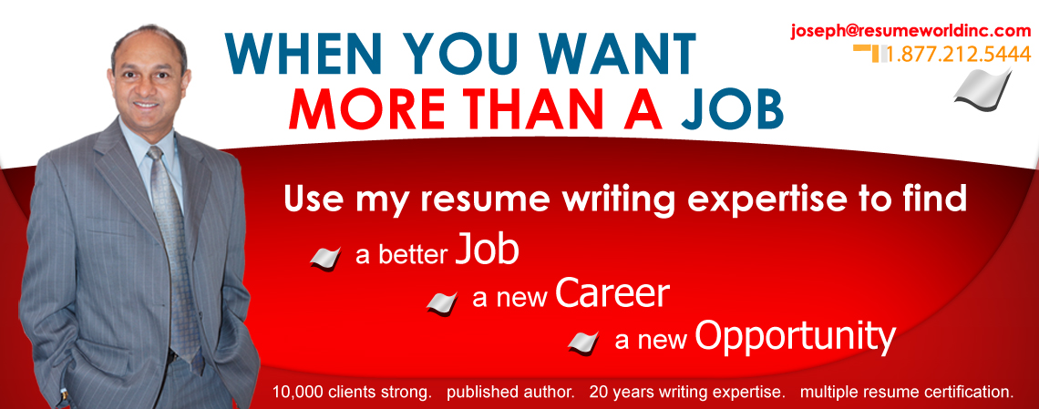 Home - Certified Resume Writer, showcasing your career experience to ...